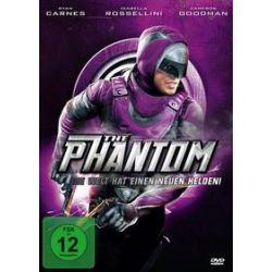 Film: The Phantom - Die Welt hat einen neuen Helden  von Daniel Knauf von Paolo Barzman mit Ryan Carnes, Isabella Rossellini, Sandrine Holt