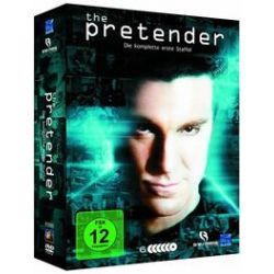 Film: The Pretender - Staffel 1 + Pilotfolge  von James Whitmore Jr., Frederick King Keller mit Michael T. Weiss, Andrea Parker, Patrick Bauchau, Jon Gries, Ryan Merriman, Richard Marcus, Alex Wexo,