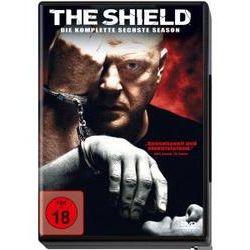 Film: The Shield - Season 6 [4 DVDs]  von Scott Brazil, Guy Ferland, Dean White, Clark Johnson, D.J. C. mit Glenn Close, Catherine Dent