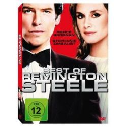 Film: Remington Steele - Best of  von Seymour Robbie, Don Weis, Christopher Hibler, Burt Brinckerh mit Pierce Brosnan, Stephanie Zimbalist, Doris Roberts