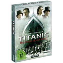 Film: Titanic: Blood & Steel - Die komplette Serie  von Ciaran Donnelly mit Chris Noth, Derek Jacobi, Neve Campbell, Kevin Zegers