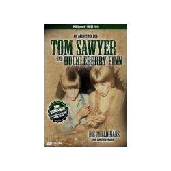Film: Tom Sawyer & Huckleberry Finn - DVD 3  von Jack B. Hively, Ken Jubenvill von Tom Sawyer & Huckleberry Finn mit Sammy Snyders, Ian Tracey, Brigitte Horney, Blu Mankuma, Bernie Coulson