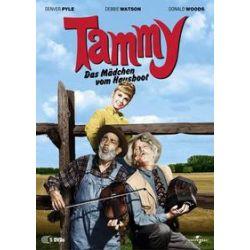 Film: Tammy - Das Mädchen vom Hausboot  von Leslie Goodwins von TV Serie mit Denver Pyle, Debbie Watson, Donald Woods, Dorothy Green, Dennis Robertson, Frank McGrath, George Furth, Linda Marshall,