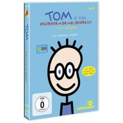 Film: Tom und das Erdbeermarmeladebrot mit Honig - DVD 4  von Andreas Hykade mit Dirk Bach