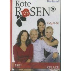 Film: Rote Rosen - Staffel 2  von Claus Stirzenbecher, Sven Ulrich von Hartwig van der Neut mit Angela Roy, Brigitte Antonius, Nadine Arents, Sarah Besgen