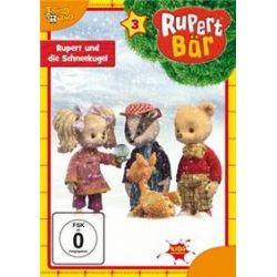 Film: Rupert Bär - DVD 3 - Rupert und die Schneekugel  von Barry J.C. Purves von Rupert Bär