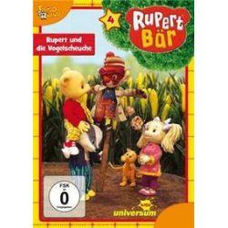 Film: Rupert Bär - DVD 4 - Rupert und die Vogelscheuche  von Barry J.C. Purves von Rupert Bär 4