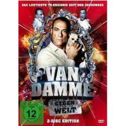 Film: Van Damme gegen den Rest der Welt  von Jared Wright mit Jean Claude Van Damme, Bianca Bree, Kristopher Van Varenberg