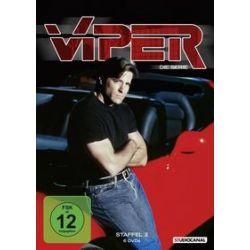 Film: Viper - 3. Staffel  von Bruce Bilson, Mario Azzopardi mit James McCaffrey, Dorian Harewood, Joe Nipote, Lee Chamberlin