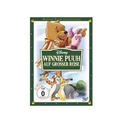 Film: Winnie Puuh auf großer Reise  von Carter Crocker, Karl Geurs von Karl Geurs mit Walt Disney