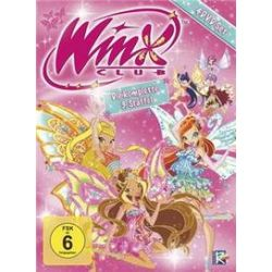 Film: Winx Club - Staffel 3  von Anthony Salerno von Winx Club