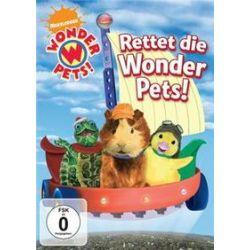 Film: Wonder Pets! - Rettet die Wonder Pets!  von Jennifer Oxley, Robert Powers, Robert M. Wallace, Dave Heiss, Josh Selig von Wonderpets: Rettet Die Wonderp
