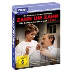 Film: Zahn um Zahn - Die komplette Serie (DDR TV-Archiv)  von Peter Hill mit Helga Piur, Alfred Struwe, Victor Deiss, Kristiane Kupfer, Kathrin Hercher