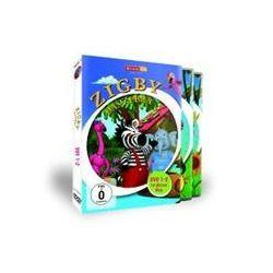 Film: Zigby, das Zebra - 2 DVD  von 4:3, Stereo