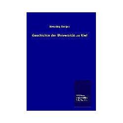 Bücher: Geschichte der Universität zu Kiel  von Henning Ratjen