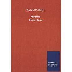 Bücher: Goethe  von Richard M. Meyer