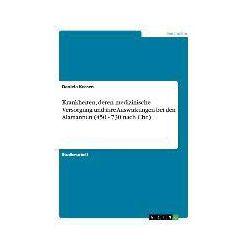 Bücher: Krankheiten, deren medizinische Versorgung und ihre Auswirkungen bei den Alamannen (450 - 730 nach Chr.)  von Daniela Kossen
