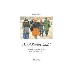 """Bücher: """"Lauf, Karen, lauf!""""  von Karen Marin"""