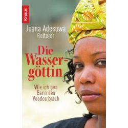 Bücher: Die Wassergöttin  von Joana Adesuwa Reiterer