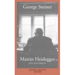 Bücher: Martin Heidegger  von George Steiner