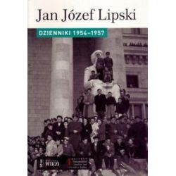 Dzienniki 1954-1957 - Jan Józef Lipski