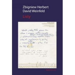 Listy - Zbigniew Herbert, David Weinfeld