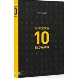 Sukces w 10 słowach - Terry Leahy