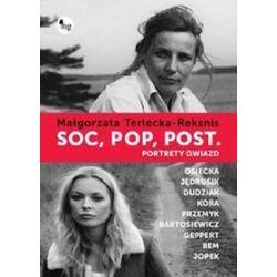 SOC, POP, POST. Portrety gwiazd - Małgorzata Terlecka-Reksnis