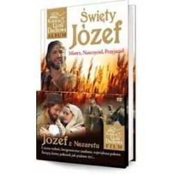 Święty Józef. Mistrz, Nauczyciel, Przyjaciel. Książka + DVD