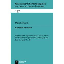 Bücher: Conditio humana  von Meik Gerhards