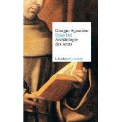 Bücher: Opus Dei  von Giorgio Agamben
