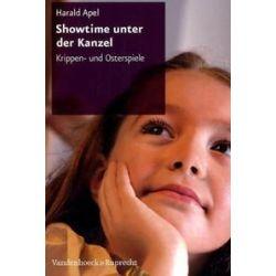 Bücher: Showtime unter der Kanzel  von Harald Apel