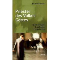 Bücher: Priester des Volkes Gottes  von Rainer Bucher