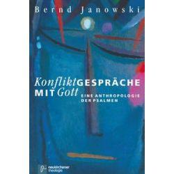 Bücher: Konfliktgespräche mit Gott  von Bernd Janowski