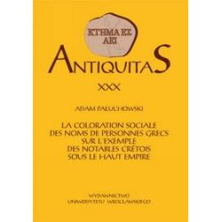 Antiquitas XXX - Adam Pałuchowski