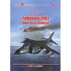 Falklandy 1982. Operacje lotnicze - Łukasz Mamert Nadolski