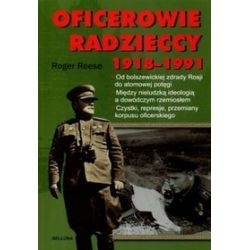 Oficerowie radzieccy 1918-1991 - Roger Reese