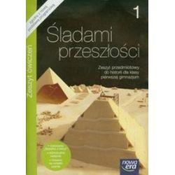 Historia. Śladami przeszłości - zeszyt ćwiczeń, klasa 1, gimnazjum - S. Roszak