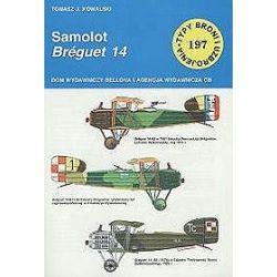 Tbu-197 Samolot Breguet - Tomasz J. Kowalski