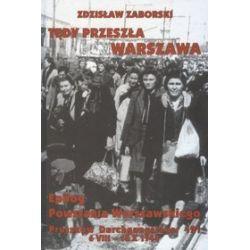 Tędy przeszła Warszawa - Zdzisław Zaborski