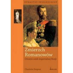 Zmierzch Romanowów - Charlotte Zeepvat