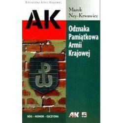 Odznaka Pamiątkowa Armii Krajowej - Marek Ney-Krwawicz