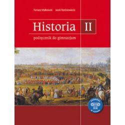 Historia. Podróże w czasie - podręcznik, klasa 2, gimnazjum - T. Małkowski, J. Rześniowiecki
