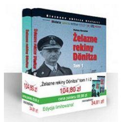 Żelazne rekiny Donitza t.1/2 - Mariusz Borowiak
