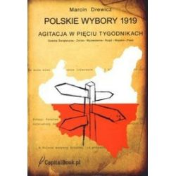 Polskie wybory 1919. Agitacja w pięciu tygodnikach - Marcin Drewicz