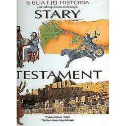 Stary Testament. Biblia i jej historia - Enrico Galbiati