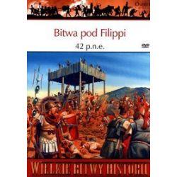 Wielkie Bitwy Historii. Bitwa pod Filippi 42 p.n.e. (książka + DVD) - Si Sheppard