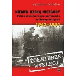 Niemen rzeka niezgody. Polsko-sowiecka wojna partyzancka na Nowogródczyźnie - Zygmunt Boradyn
