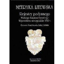 Metryka litewska. Rejestry podymnego Wielkiego Księstwa Litewskiego, Województwo nowogródzkie 1690 r