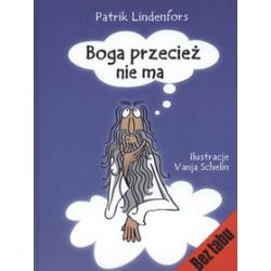 Boga przecież nie ma! - Patrik Lindenfors